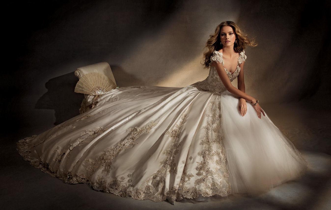 Amalia Carrara Wedding Gowns