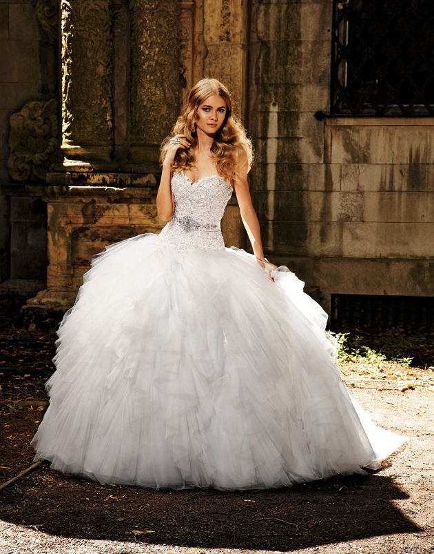 Eve of Milady Wedding Gowns