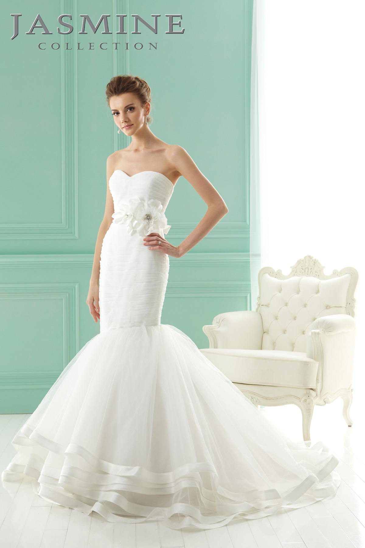 Jasmine Bridal Wedding Gowns