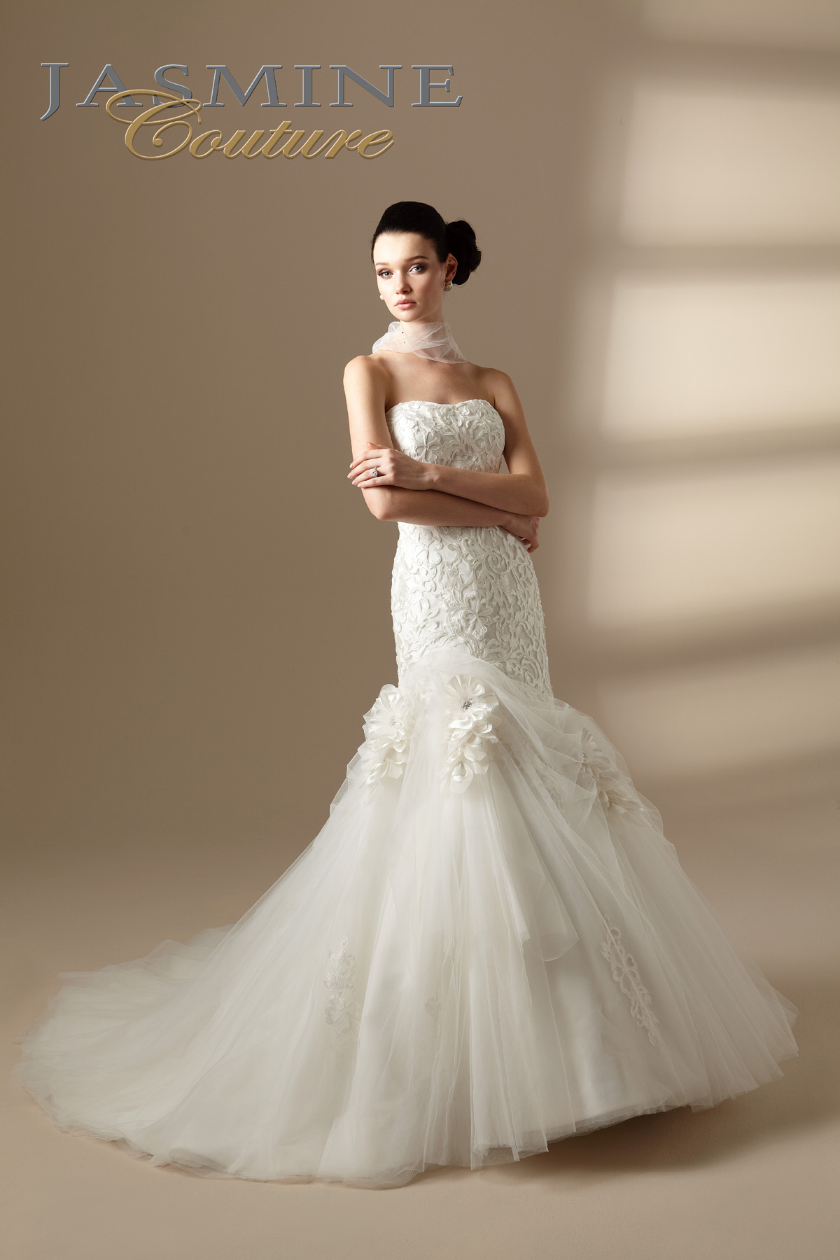 Jasmine Couture Wedding Gowns